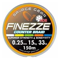 Плетенка SAVAGE GEAR Finezze HD8 Counter Braid 230 м 0,40 мм цв. многоцветный