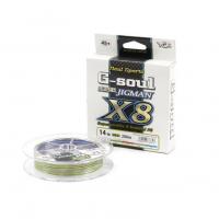 Плетенка YGK Real Sports G-Soul Super Jigman X8 200 м # 1,2
