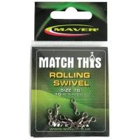 Вертлюг MAVER Match This р. 16 (10 шт.)