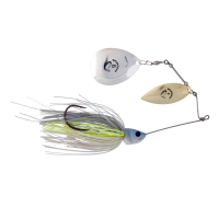 Спиннербейт SAVAGE GEAR Da'Bush Spinnerbait 32 г #3 цв. Blue Silver shad