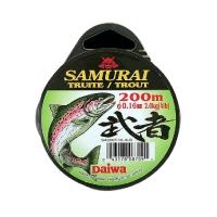 Леска DAIWA Samurai Trout 200 м 0,16 мм