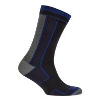 Носки SEALSKINZ Thin Mid Length Sock цвет Black