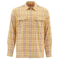 Рубашка SIMMS Legend Shirt цвет Bright Yellow Plaid