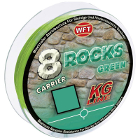 Плетенка WFT 8 Rocks 150 м цв. green 0,14 мм