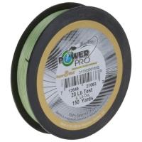 Плетенка POWER PRO Super8Slick 135 м цв. зеленый 0,28 мм 20 кг