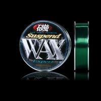 Леска LINE SYSTEM Iso Wax # 1,5 green