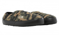 Мюли THE NORTH FACE Men's Thermoball Traction Mules V цвет Burnt Olive Green Woods Camo/Black