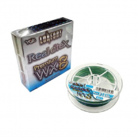 Плетенка YGK Real Dtex Premium WX8 150 м цв. Многоцветный # 0,3