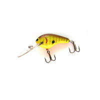"Воблер BAGLEY KILL'R B 2 5,5 см (2 1/4"") crayfish chartreuse"
