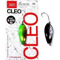 Блесна колеблющаяся LUCKY JOHN Cleo 2,5 г код цв. 029