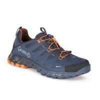 Ботинки треккинговые AKU Selvatica GTX цвет Blue / Orange