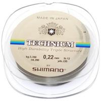 Леска SHIMANO Technium 200 м 0,14 мм2,45 кг