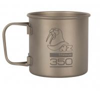 Кружка NOVAYA ZEMLYA Ti Cup (титан) 350 мл