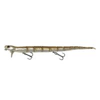 Змея SAVAGE GEAR 3D Snake F 20 см цв. 04-Steel Adder