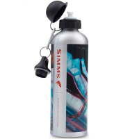 Бутылка SIMMS Water Bottle DeYoung цв. Tarpon 1 л