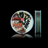 Плетенка LINE SYSTEM Kawahagi Multi 8 # 1