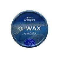 Крем для обуви GRANGERS G-Wax из гладкой кожи 80 г