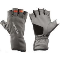 Перчатки SIMMS ExStream HalfFinger Glove цвет gunmetal