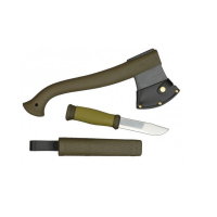 Набор MORAKNIV Outdoor Kit MG нож Outdoor 2000 / топор Mora Axe 1991