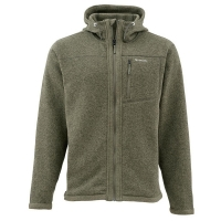 Куртка SIMMS Rivershed Full Zip Hoody цвет Loden