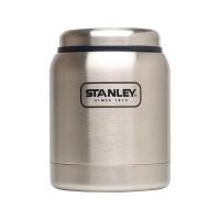 Термос STANLEY Adventure Vacuum Food Jar (тепло 8 ч/ холод 8 ч) 0,41 л цв. Стальной