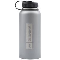 Бутылка SIMMS Headwaters Insulated Bottle цв. Anvil