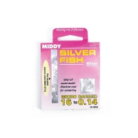 Оснастка MIDDY Microbarb 14 to 0.16 HTN (9 поводков + 10 хомутов)