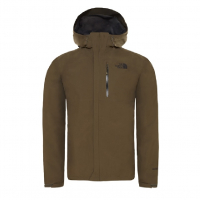 Куртка TNF Dryzzle Jacket мужская цвет New Taupe Green