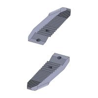 Сменные губки для плоскогубцев SIMMS Plier Replacement Jaws цв. Gunmetal