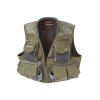 Жилет SIMMS Guide Vest цвет Hex Camo Loden