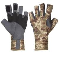Перчатки BUFF Angler II Gloves PD цвет Pixels Desert