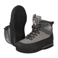 Ботинки FINNTRAIL New Stalker войлок цвет светло-серый