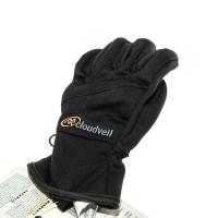Перчатки детские CLOUDVEIL TravWindstop цвет Black
