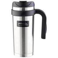 Термокружка THERMOS ThermoCafe Navy Travel Mug (тепло 4 ч/холод 6 ч) 0,47 л