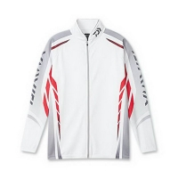 Рубашка DAIWA Polo Wicksensor DE-7504 цвет White