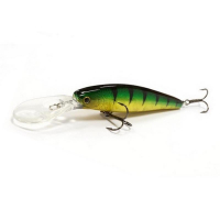 Воблер LUCKY CRAFT Staysee 90SP V2 цв. Aurora Green Perch