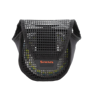 Чехол для катушек SIMMS Bounty Hunter Mesh Reel Pouch цв. Black р. S