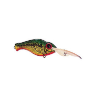 Воблер YAKIMA BAIT SUPER TOAD II SHORT BILL 14 гр (1/2 oz) код цв. BACO