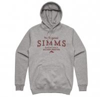 Толстовка SIMMS The Original Hoody цвет Grey Heather