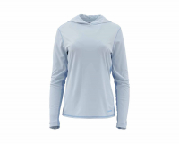 Термофутболка SIMMS WS SolarFlex Hoody цвет Blue Chill