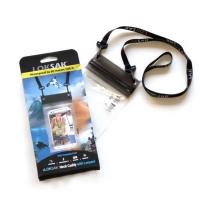 Гермосумка LOKSAK на шею для документов, смартфонов + 2 гермопакета 11x18 см