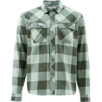 Рубашка SIMMS Heavy Weight Flannel цвет Boulder Plaid