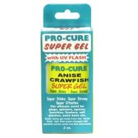 Аттрактант PRO-CURE Super Gel 60 г (Anise Crawfish) Анис и рак