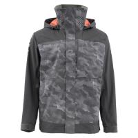 Куртка SIMMS Challenger Jacket цвет Hex Camo Carbon