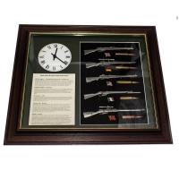 """Дисплей-часы TMB Дисплей-часы """"Rifles"""" 438х370"""