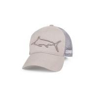 Бейсболка COSTA DEL MAR Stealth Marlin цв. Gray
