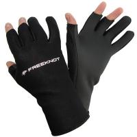 Перчатки HAYABUSA Y4153 Free Knot Tinanium цвет 90 черный