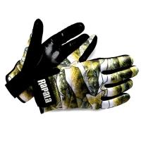 Перчатки RAPALA Stretch Grip цвет Оливковый-черный