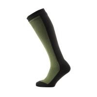 Носки SEALSKINZ Hiking Mid Mid Sock цвет Golden Moss / DK Olive