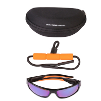 Очки SAVAGE GEAR Evil Eyes Polarized Sunglasses цв. Dark Grey (Sunny)